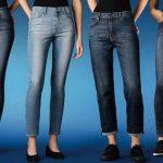 ユニクロのCMでジーンズを履いてるモデルは中村アン。ニットも話題