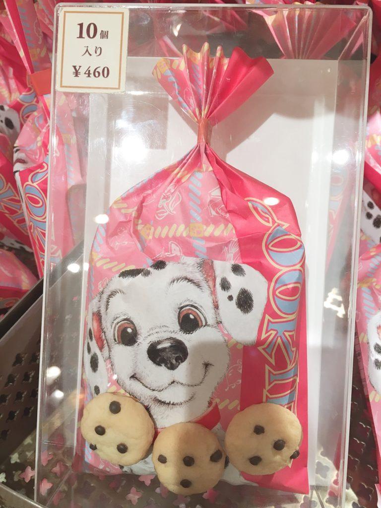 101匹わんちゃんクッキー